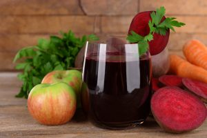 Apple, Beetroot and Carrot Juice