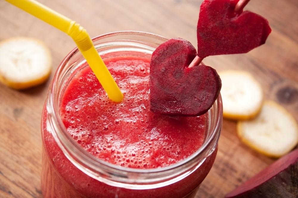 Ginger & Beetroot Juice