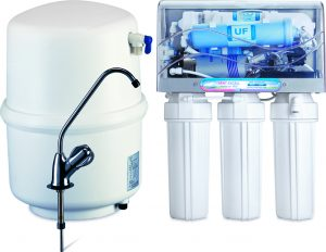 Excell Plus unde the counter water purifier