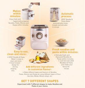 Kent Noodle and pasta maker