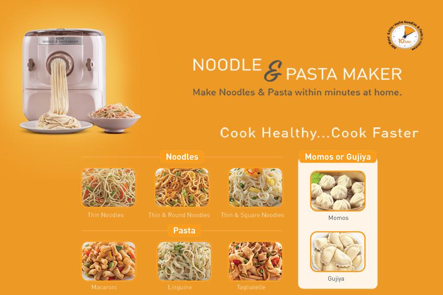 Noodle, pasta, momo maker