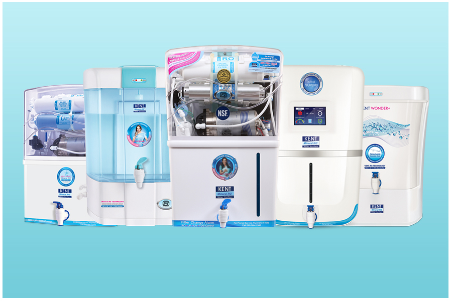 How KENT Water Purifiers Can Help You Live a Better Healthy Life