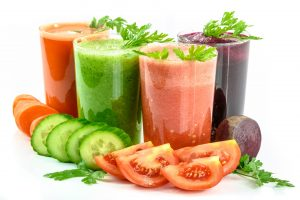 Fruit and Vegetable Juice by using Cold Press Juicer 2017