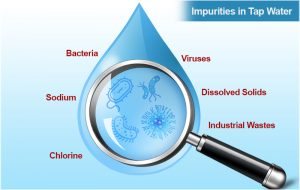 Contaminants Present in Water