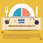 Advancement of Kitchen Appliances