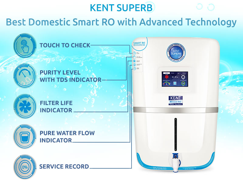 Kent superb water purifier