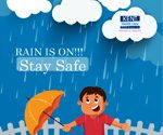 Rain is On Stay Safe