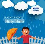 Health Precautions during rainy season