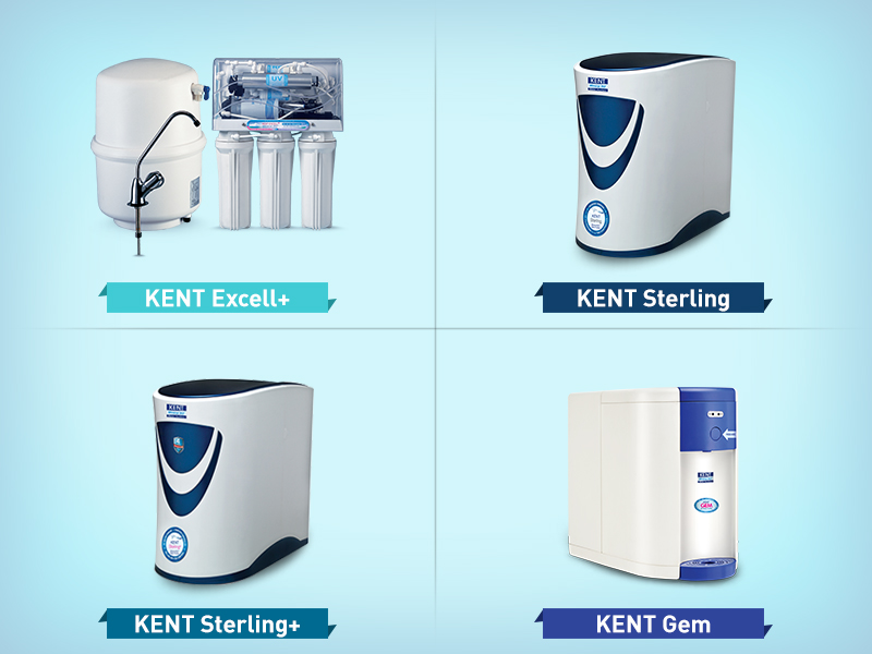 Top 4 Best Under Sink Water Purifier from KENT