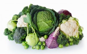 cruciferous vegetables - you cannot eat raw