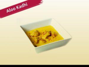 Aloo-Kadhi