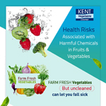 Health Risks Associated With Harmful Chemicals In Fruits & Vegetables