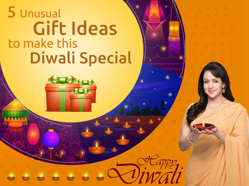 Ideas for unique Diwali gift items