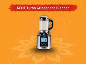 Turbo Blender and Grinder