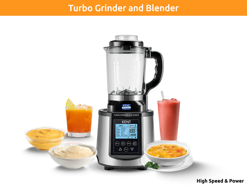 Turbo Grinder and Blender