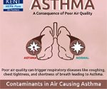 Asthma a Consequence of Poor Air Quality