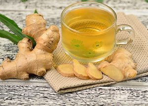 Dry Ginger water Benefits