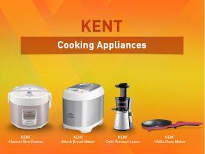 KENT Cooking Appliances