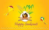 Makar Sankranti dishes