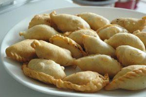 Baked Gujiya Recipe for Holi
