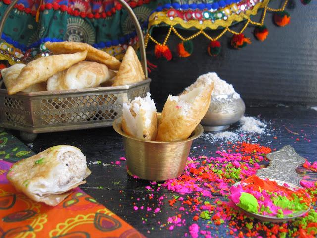 Healthy Gujiya Recipe for Holi