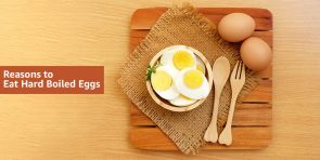 Reasons to Eat Hard Boiled Eggs