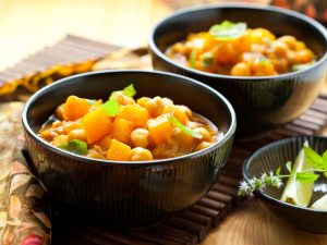 Slow Cooked Chickpea Curry Recipe