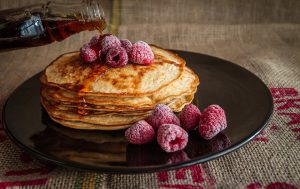 Pancakes using Chilla and Dosa Maker