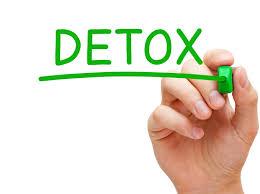 Alkaline Water helps in detoxification