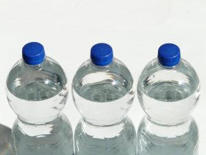 effects of bottled water on teeth