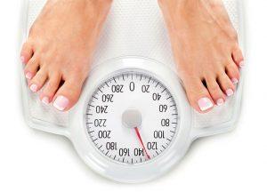 Alkaline Water helps in Weight loss