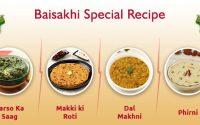 Baisakhi food Recipe