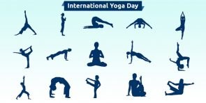 Yoga poses and asanas for beginners - International Yoga Day