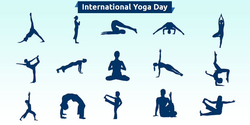 Yoga poses for beginners - International Yoga Day