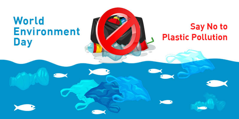 World Environment Day 2018 - End Plastic Pollution