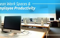 Clean Work Space increases productivity