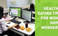 Healthy Eating Tips for Night Shift Workers