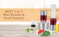 3 in 1 Mini Blender and Food Chopper