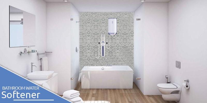 Enjoy Shower with KENT Bathroom Water Softener