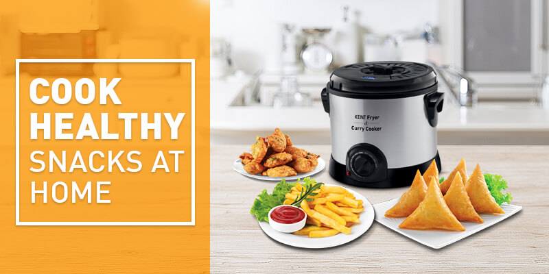 4 Modern Kitchen Appliances To Cook Healthy Fast Food At Home