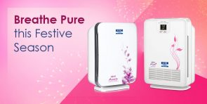 Air Purifier keeps you safe from Smog Effects