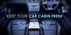 Keep your Car Cabin Fresh