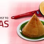 A Healthy Twist To Dosas