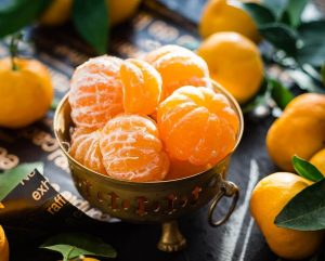 Citrus fruit to increase the immunity power