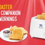Pop Up Toaster for Busy Mornings
