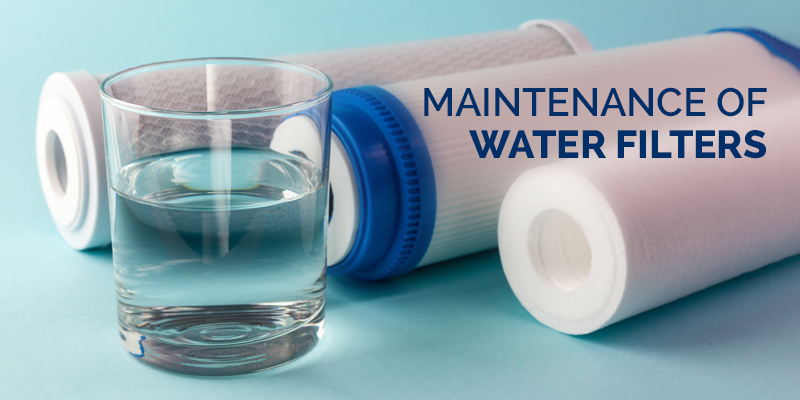 Maintenance-of-Water-Filters