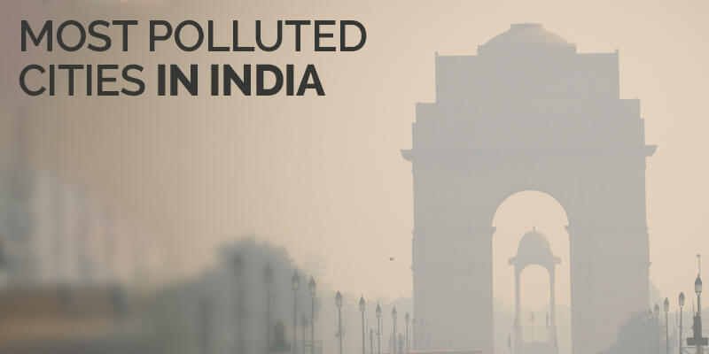 top 10 most polluted cities in india