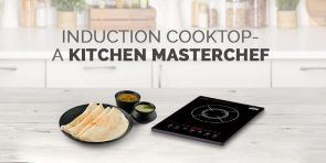 Induction Cooktop a Kitchen Masterchef