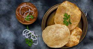 Chole Bhature for baisakhi
