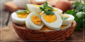 Eggs for muscle gain